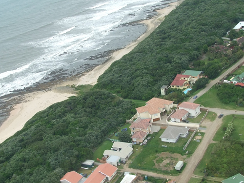 Neptune Guest House - Beach Villa with magnificent seaviews on coast near East London